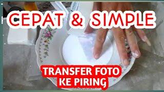 Download TRANSFER FOTO KE KERAMIK WITH DF 74 Video