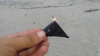 Download How to make triangle Bomb Video