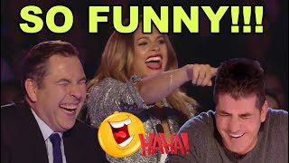 Download TOP 10 MOST FUNNY & HILARIOUS AUDITIONS ON BRITAIN'S GOT TALENT OF ALL TIMES! Video