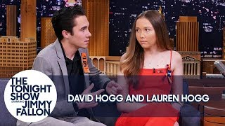 Download David Hogg and Lauren Hogg Recount the Trauma of the Stoneman Douglas Shooting Video