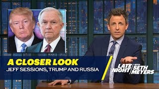 Download Jeff Sessions, Trump and Russia: A Closer Look Video