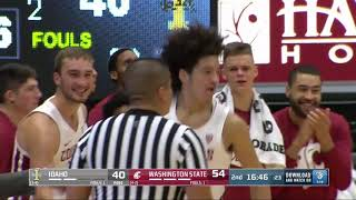 Download Highlights: Cougs win by 20 over Idaho! Dec. 5 Video