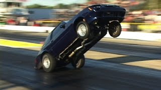 Download NON-STOP DRAG RACING WHEELSTANDS Video