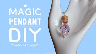 Download Волшебный кулон DIY - эпоксидка | Magic pendant DIY | Masherisha Video