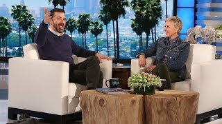 Download Jimmy Kimmel Talks Retirement Rumors and Matt Damon Feud Video