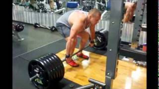 Download Marc ″The Machine″ Lobliner Deadlifts 585lbs! Video