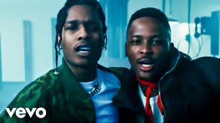 Download YG - Handgun ft. A$AP Rocky Video