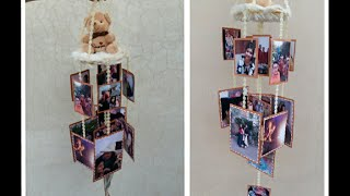 Download Photo wind chime{Tutorial}#b'day gift#by Deep Panesar#A3 All About Art Video
