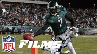 Download Michael Vick Makes His Return to the NFL with the Eagles | Mike Vick: A Football Life | NFL Films Video