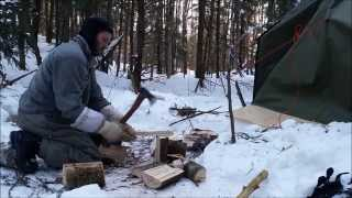 Download -30 WINTER CAMPING CUSTOM ATUKTENTS Video