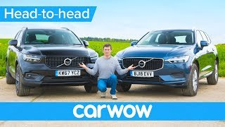 Download Volvo XC40 vs XC60 review - which is the better buy? | Head-to-Head Video