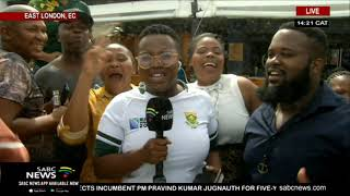 Download Springboks wrap up East London victory tour Video
