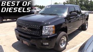 Download Diesel Trucks GONE WILD - Top 5 FAST Diesels We Filmed in 2016! Video