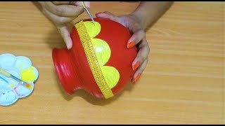 How To Decorate Garba Matki In Home Free Download Video Mp4 3gp M4a