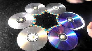 Download Innovative rangoli designs using rangoli making techniques tips tricks with CD and buds Video