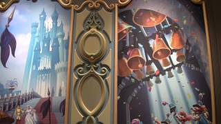 Download Fairy Tale Hall Cinderella's Castle Walk Through POV Tokyo Disneyland Japan Video