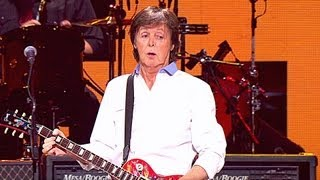 Download Paul McCartney - Let Me Roll It 2012 Live Video FULL HD Video
