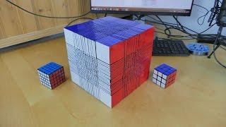 Download 22x22 rubik's cube Video