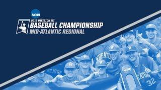 Download 2018 NCAA DIII Baseball Mid-Atlantic Regional - GAME 15 Video