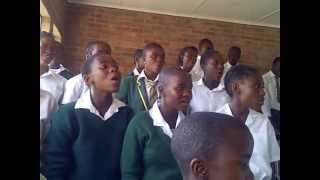Download Sizane High School Choir, Bulawayo, Zimbabwe Video