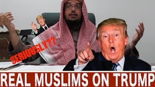 Download MUSLIMS ON DONALD TRUMP AND FOREIGN RADICALISTS Video