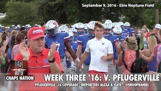 Download Fanstand '16: Westlake Chaparrals (Week Three v. Pflugerville) Video