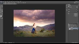 Download A Quick and Easy Method for Applying Sky Overlays in Photoshop Video