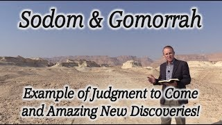 Download Sodom & Gomorrah, Mount Sodom, Lot's Wife, and Amazing New Discoveries! Video