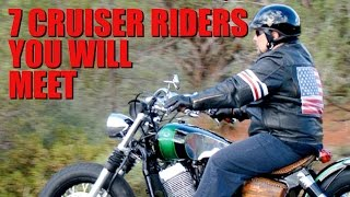 Download The 7 Cruiser Riders You Will Meet Video
