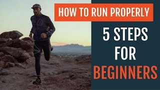 Download How to Run Properly for Beginners Video