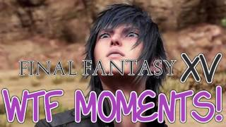Download Final Fantasy XV WTF moments: Funny FFXV fails compilation Video