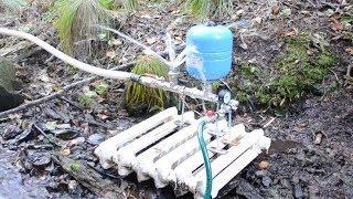 Download Ученые физики в шоке! Насос качает воду без электричества, этого не может быть Video