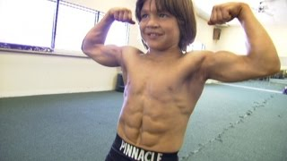 Download Kid Bodybuilder 'Little Hercules' is All Grown Up and Chasing a New Dream Video