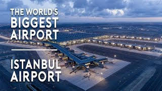 Download The World's BIGGEST Airport opens - New Istanbul Airport Video