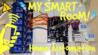 Download ➪ My smart room || Home automation system Video
