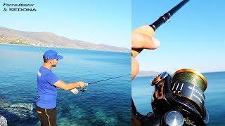 Download Shimano Forcemaster BX & Sedona FE Video