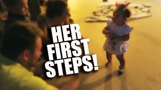 Download BABY'S FIRST STEPS! 🚶♀️ Video