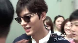 Download Lee Min Ho 20160911 Incheon Airport 스페인 출국 Video