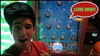 Download KICKED OUT OF THE ARCADE FOR WINNING JACKPOTS! (NOT CLICK BAIT) Video