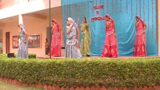 Download Traditional Indian Dance Video