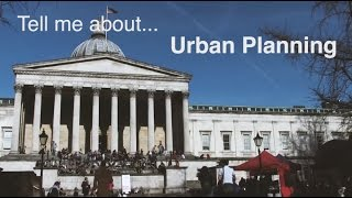 Download Tell me about Urban Planning Video
