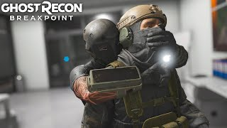Download Ghost Recon Breakpoint PURE STEALTH WOLF CAMP! Ghost Recon Breakpoint Free Roam Video