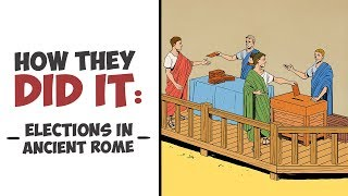 Download How They DId It - Elections in Ancient Rome Video