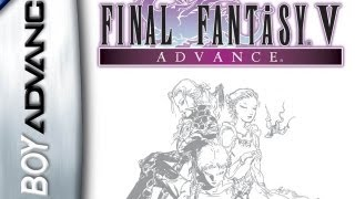 Download CGR Undertow - FINAL FANTASY V ADVANCE review for Game Boy Advance Video