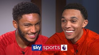 Download How many Premier League teams can Trent name in 30 seconds? | Lies | Alexander Arnold & Gomez Video