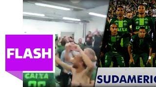 Download Drama um Brasilien-Team: Kabinen-Party nach Halbfinal-Sieg, Flugzeug-Absturz vor dem Endspiel Video
