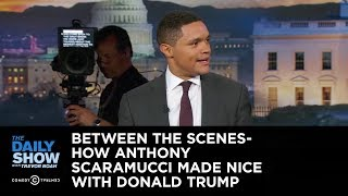 Download Between the Scenes - The Truth About the New Trump Administration Hire: The Daily Show Video