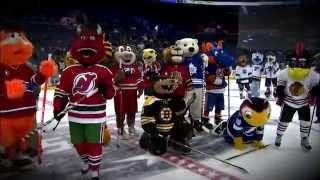 Download 2015 NHL Mascot Showdown Recap Video