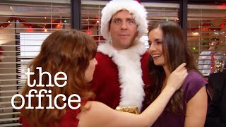 Download Bumping into an Ex at the Christmas Party - The Office US Video