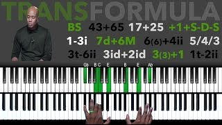 Download INSTANTLY Play Modern Chords and Transitions!!! TransFormula System Video